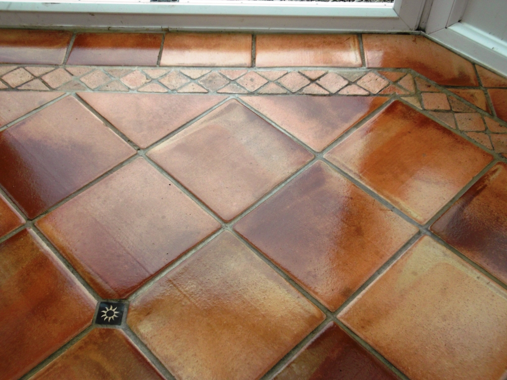 Terracotta Clean and Seal