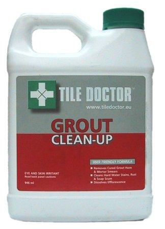 Tile Doctor Grout Clean-Up