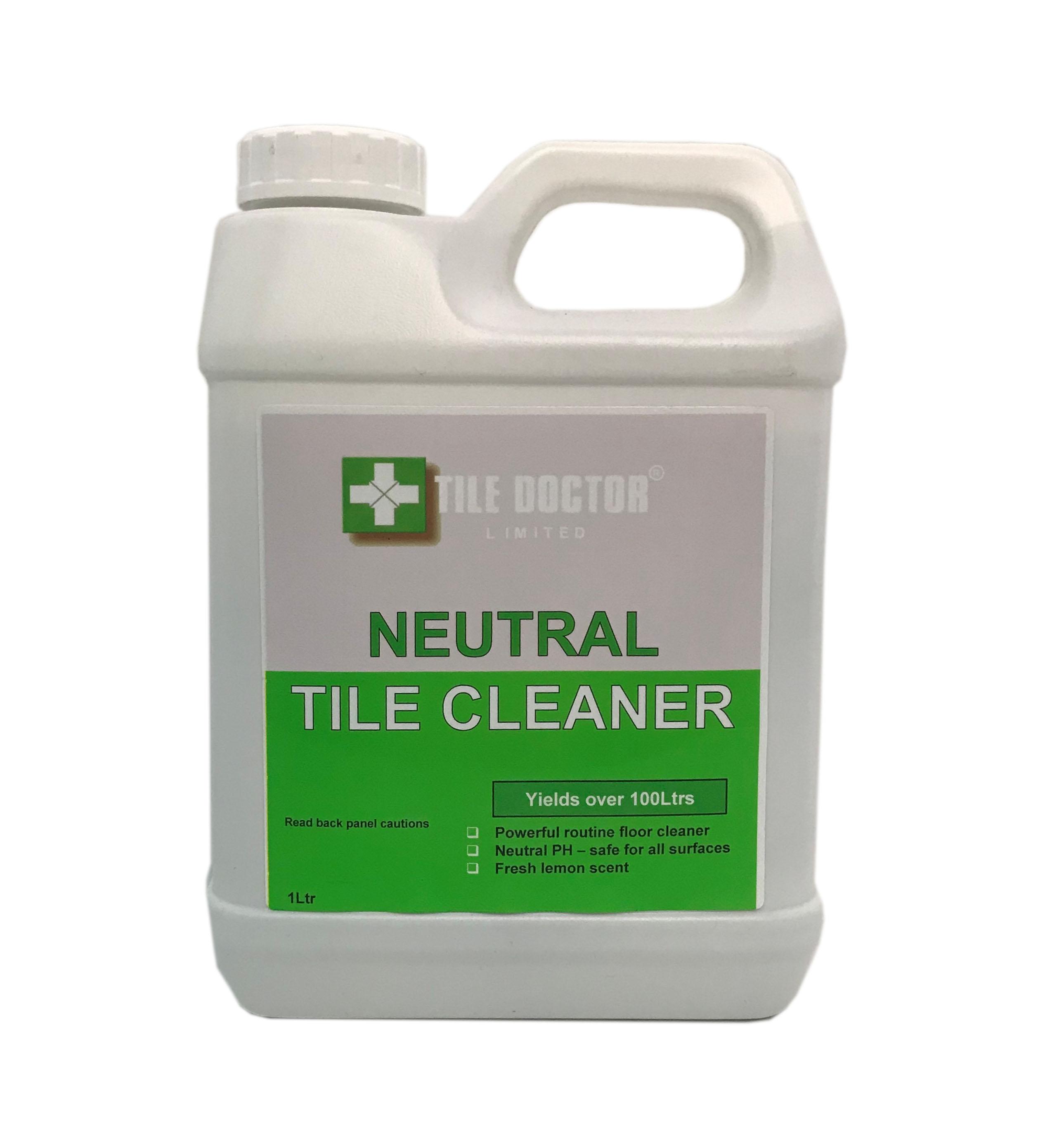 Tile Doctor Neutral Tile Cleaner