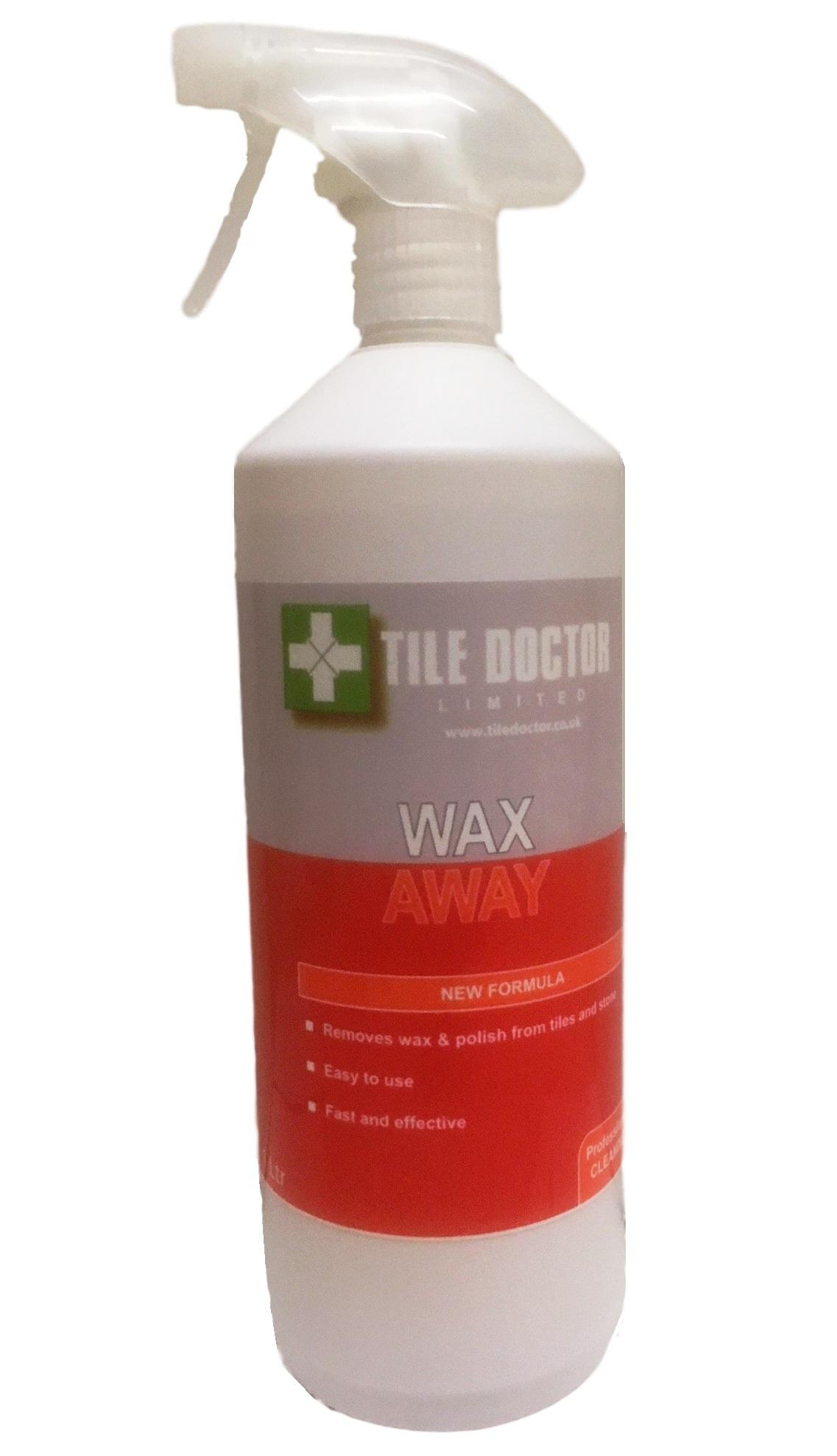 Tile Doctor Wax Away