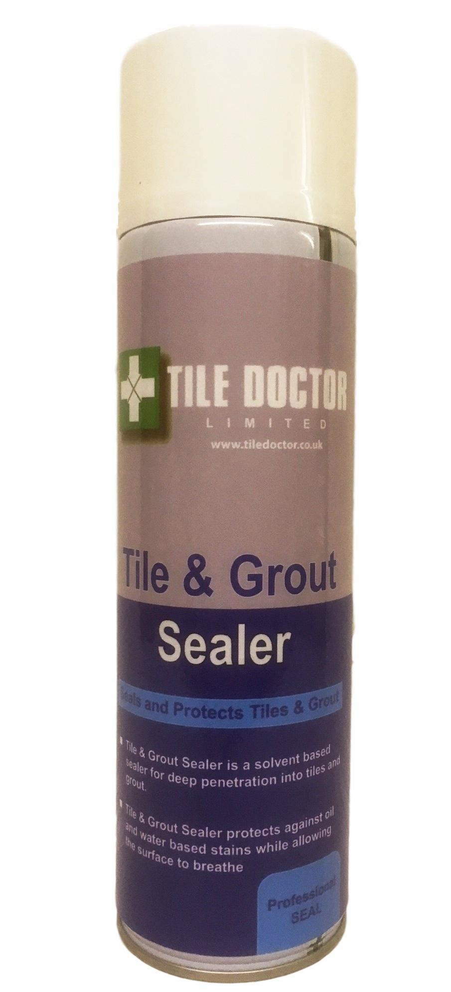 Tile Doctor Tile and Grout Sealer